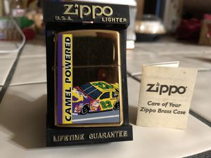 Brass Zippo Camel collectible for Sale in Fresno, CA