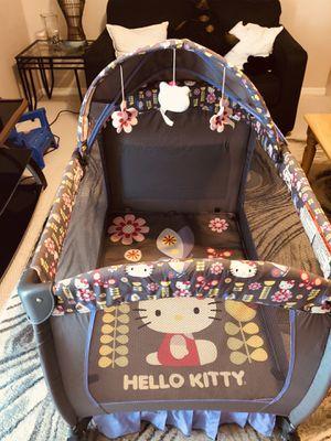 Hello Kitty playpen for Sale in Sanford, FL