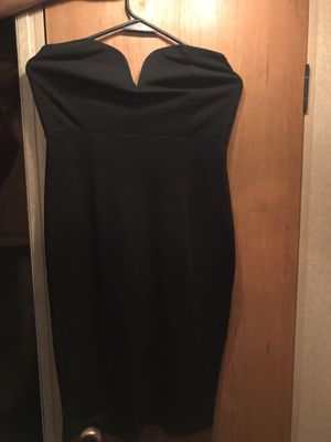 Black holter top dress very nice to wear to any occasion for Sale in Bartow, FL