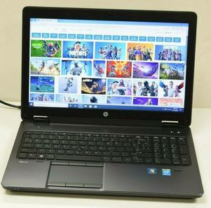 """HP-EDITING-16""""laptop intel i7-2,7/ 16GB RAM/ 500GB HD,/ , NVIDIA QUADRO K2100 GAMING GRAPIC CARD, WINDOWS 10, EXCELLENT CONDITION for Sale in Los Angeles, CA"""