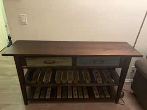 Sofa/console table for Sale in Campbell, CA