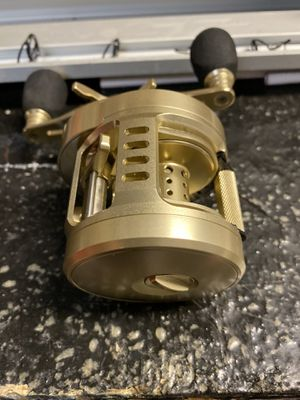Bait caster fishing reel blow out sale for Sale in Cypress, CA