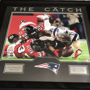 Nice Julian Edelman Super Bowl picture for Sale in Providence, RI