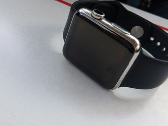 Apple Smart Watch!! Thake Photos, Make Calls, Send Text, Keep Track Of Your Health, Use As Remote, And Many More Funtions Available.. for Sale in Glendale,  AZ