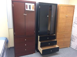 New compressed wood closet for Sale in Rosemead, CA