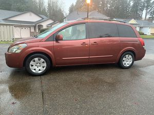 2005 Nissan Quest Minivan 2nd Owner 7 passenger Automatic for Sale in Clackamas, OR