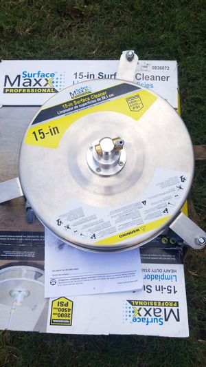 Surface Maxx 15in surface cleaner for Sale in Carrollton, TX
