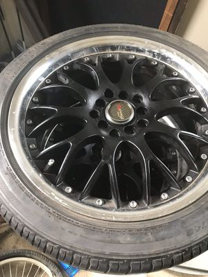 """17"""" rims 5 lug for Sale in Columbus, OH"""