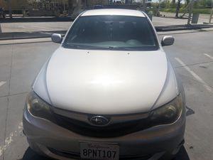 2009 Subaru Impreza 2.5 138k miles for Sale in Elk Grove, CA