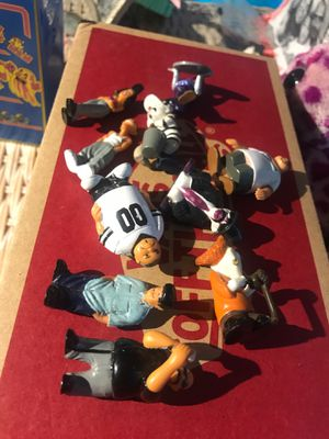 Homies action figure toys (10 for 5) or (20 for 8) *no duplicates* for Sale in Carmichael, CA