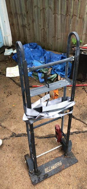 Appliance Moving cart - Dolly with brand new strap for Sale in Lincoln, NE