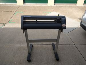 "28"" Graphtec vinyl cutter for Sale in Toledo, OH"