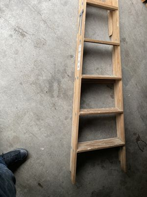6' ladder for Sale in Vancouver, WA