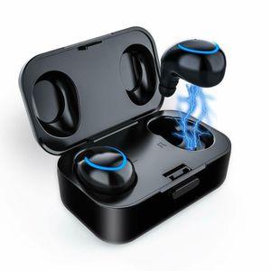 Truly Wireless Earbuds Bluetooth 5.0 Lesoom True Wireless Earbuds in Ear IPX5 for Sale in Huntington Park, CA