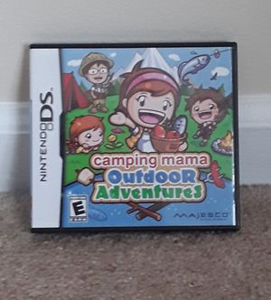 Nintendo DS game (Camping Mama outdoor adventures) for Sale in Lexington, KY