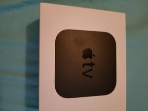Apple TV 4k 32gb for Sale in Fort Myers, FL