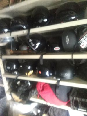 Motorcycle helmets for Sale in Oakley, CA