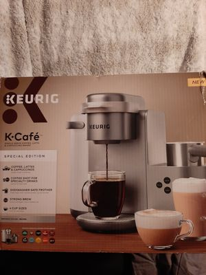 Keurig special edition cafe coffee/espresso maker for Sale in Salt Lake City, UT