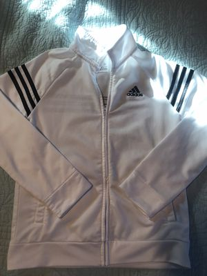 Adidas boys medium jacket for Sale in Portsmouth, VA
