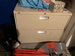 File cabinet for Sale in Corinth, TX