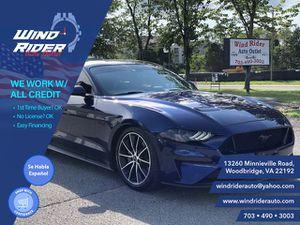 2018 Ford Mustang for Sale in Woodbridge, VA