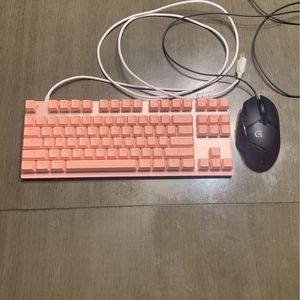 Gaming Keyboard And Mouse for Sale in Cape Coral, FL