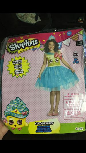 "Halloween costume ""SHOPKINS"" for Sale in Sacramento, CA"
