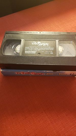 THE THREE STOGES VHS for Sale in Miami, FL