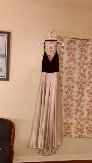 Blondie nights black and gold dress size 11 for Sale in Kingsport, TN
