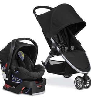 Britax b-agile b-safe stroller / car seat travel system for Sale in Vista, CA