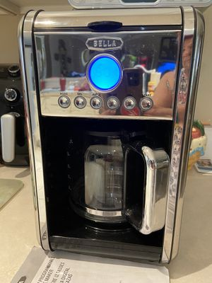 BELLA 12 Cup Programmable Coffee Maker for Sale in Palm Shores, FL