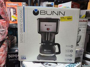 bunn coffee maker for Sale in Rialto, CA