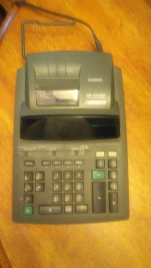 Casio DR - 250 HD Tax & Exchange for Sale in Santee, CA