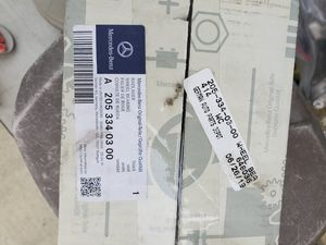 MERCEDES-BENZ C-CLASS W205 Front Wheel Bearing A2053340300 New Genuine for Sale in Los Angeles, CA