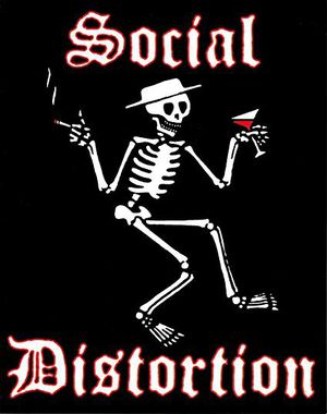 Social Distortion 40th Anniversary for Sale in Santee, CA