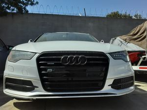 2014 Audi a6 TDI diesel parting out, engine and tranny available for Sale in Huntington Beach, CA