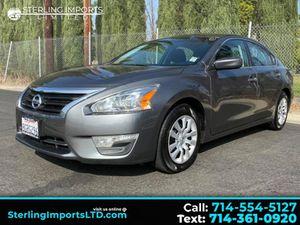 2015 Nissan Altima for Sale in Santa Ana, CA
