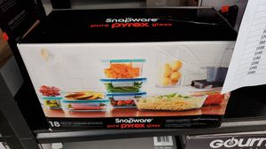 Snapware Pyrex 18pcs set for Sale in Costa Mesa, CA