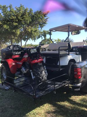 Custom truck bed extension racks super heavy duty for Sale in Cooper City, FL