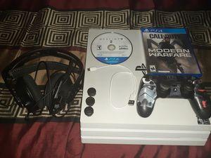 Playstation 4 Pro Bundle for Sale in Fresno, CA
