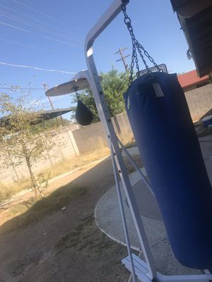 Punching and speed bag set for Sale in Chandler, AZ