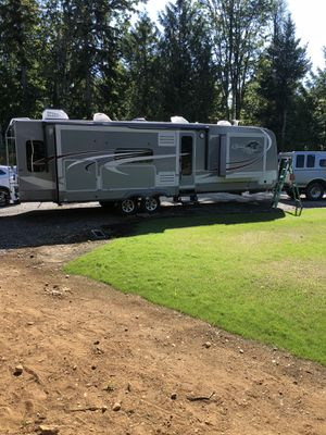 2016 Highland Ridge Open Range Trailer for Sale in Snohomish, WA