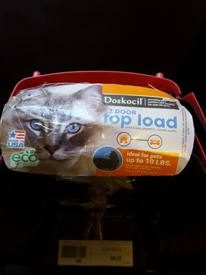 Doskocil pet taxi, for pets up to 10 lbs., pet cage for Sale in Jacksonville, FL
