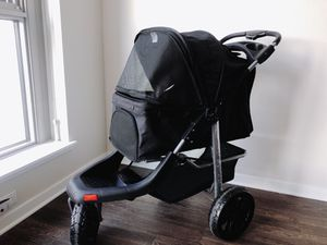 Pet stroller. Foldable. Cat or dog up to 55lb for Sale in San Jose, CA