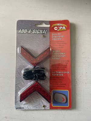 Stick on directional turning signal for Sale in PA, US