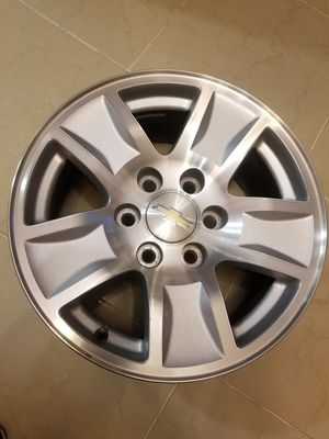 """2017 17"""" Chevy Rims for Sale in Las Vegas, NV"""