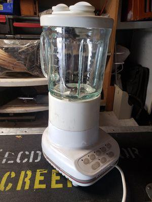 Kitchen aid porcelain base high powered blender for Sale in Las Vegas, NV