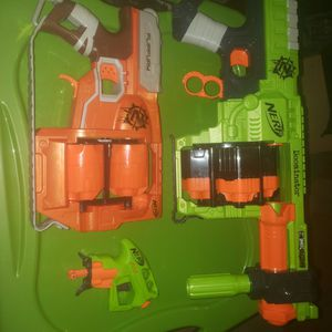 Nerf Zombie Strike for Sale in Grain Valley, MO