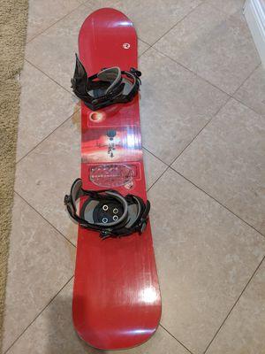 Rossignol WIDE Snowboard w Bindings Snow Board for Sale in Riverside, CA