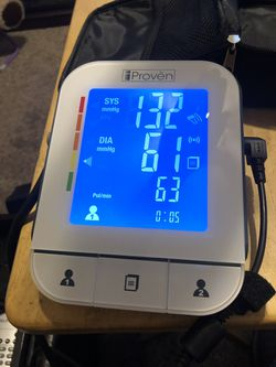 iproven blood pressure monitor for Sale in Prattville,  AL